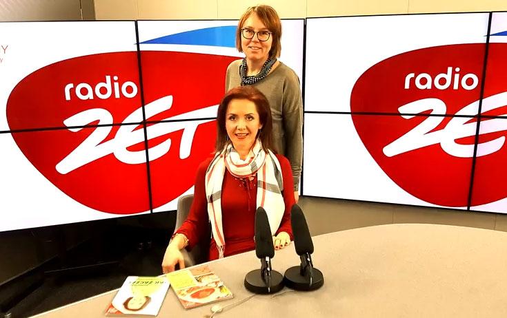 Monika Honory w Radio Zet